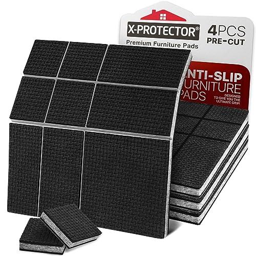 Prescored Non Slip Furniture Pads, Best Rubber Pads For Furniture